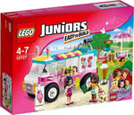 Lego Emma's Ice Cream Truck 10727