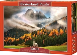 Magic of the Mountains 1000pcs (C-103270) Castorland