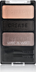 Wet n Wild Color Icon Eyeshadow Trio Silent Treatment