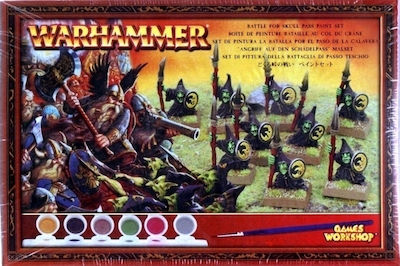 Warhammer Games Workshop,Used Battle For Skull Pass 100 ...