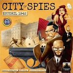 Stronghold Games City Spies: Estoril 1942