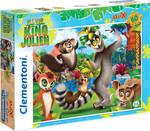 Maxi Super Color All Hail King Julien 60pcs (265811200-26581) Clementoni