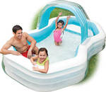 Intex Swim Center Family Cabana 57198