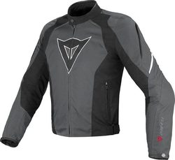 Dainese Laguna Seca Tex Dark Gull Gray/Black/White