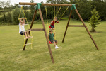 Little Tikes Riga Swing Set with Ladder