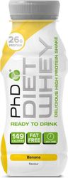 PhD Diet Whey Ready To Drink 330ml Μπανάνα