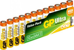 GP Batteries Ultra AAA (12τμχ)