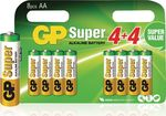 GP Batteries Super AA (8τμχ)