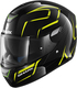 Shark Skwal Flynn Black Yellow Anthracite