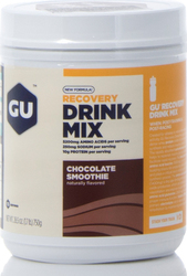 GU Recovery Drink Mix 750gr Chocolate Smoothie