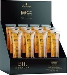 Schwarzkopf Professional BC Bonacure Oil Miracle Warming Treatment 12x10ml