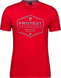 PROTEST CLAW T-SHIRT RED