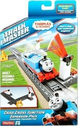 Fisher Price Thomas: Trackmaster Motorized Railway - Criss-Cross Junction