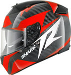 Shark Speed-R Series 2 Carbon Run Red/White