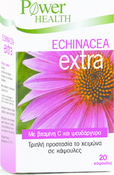 Power Health Echinacea Extra 20 κάψουλες