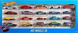 Mattel Hot Wheels: Σετ 20
