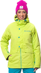 HORSEFEATHERS CORINE SNOW JACKET WOMENS SUNNY LIME