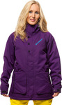 HORSEFEATHERS SILAF SNOWJACKET WOMENS PURPLE