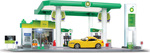RMZ City BP Service Station Playset