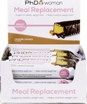 PhD Woman Meal Replacement 12 x 60gr Caramel Fudge