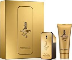 Paco Rabanne One Million Eau de Toilette 100ml & Shower Gel 100ml