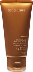 Academie Face Age Recovery Sunscreen Cream SPF40 50ml