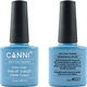 Canni Nail Art Color Coat 037 Light Steel Blue