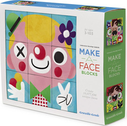 Make a Funny Face 9pcs (382907-5) Crocodile Creek