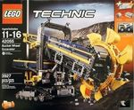 Lego Bucket Wheel Excavator 42055