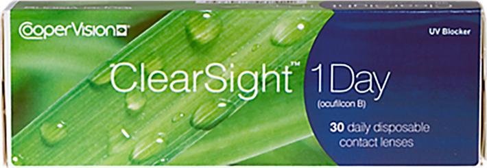 139b602446 Προσθήκη στα αγαπημένα menu Cooper Vision ClearSight 1Day Μυωπίας Ημερήσιοι  30pack