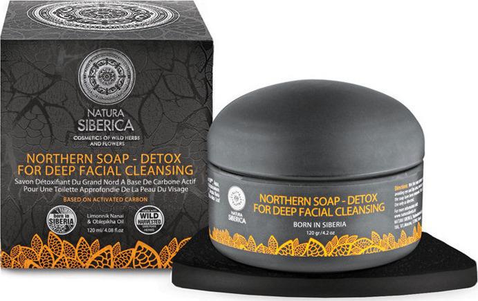 Προσθήκη στα αγαπημένα menu Natura Siberica Northern Soap For Deep Facial  Cleansing 120ml dc493211605