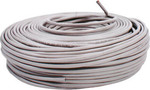 Konig S/FTP Cat.5e Cable 1m Γκρί (CMP-SFTP 5R100-1m)