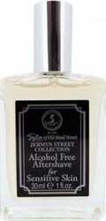 Taylor of Old Bond Street Jermyn Street Collection Luxury Aftershave Alcohol Free 100ml
