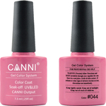 Canni Nail Art Color Coat 044 Pale Violet Red