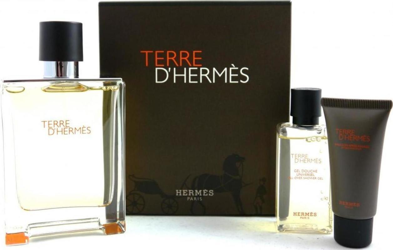 Hermes Terre Edt 100ml Men Daftar Harga Terlengkap Indonesia Terkini D Man Flacon H 2014 Parfum 75 Ml Dhermes Eau De Toilette 80ml Shower Gel And 40ml After Shave Lotion Set