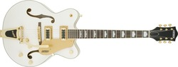 Gretsch G5422TG Electromatic Hollow Body Snowcrest White