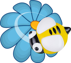 Babyono Night Light Bee