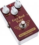 Mad Professor Fire Red Fuzz Hand Wired