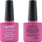 Canni Nail Art Color Coat 071 Pale Violet