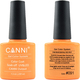 Canni Nail Art Color Coat 091 Bright Orange