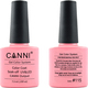 Canni Nail Art Color Coat 115 Fresh Pink