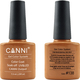 Canni Nail Art Color Coat 138 Light Brown