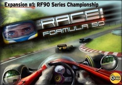 Gotha Games Race Formula 90 Expansion #1