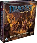 Fantasy Flight Descent Journeys In The Dark: Chains That Rust Expansion
