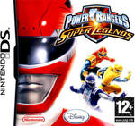 Power Rangers Super Legends DS