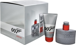 James Bond 007 Quantum Eau de Toilette 30ml & Shower Gel 50ml