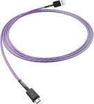 Nordost Purple Flare USB 2.0 to micro USB Cable Μωβ 1.0m