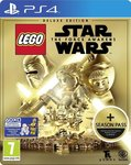 Lego Star Wars: The Force Awakens Deluxe Steelbook Edition PS4