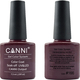 Canni Nail Art Color Coat 166 Purple Vioilet