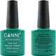 Canni Nail Art Color Coat 174 Jade